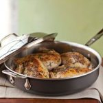 Pan Fried Chicken with Herbes de Provence
